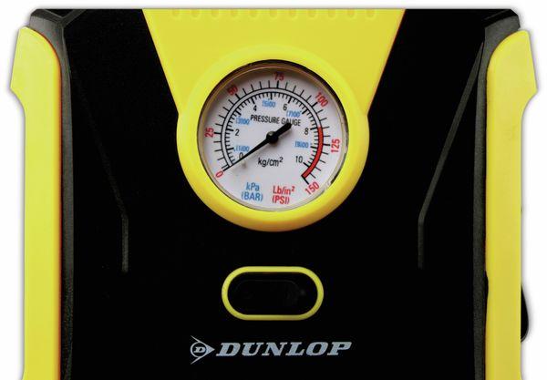 Luftkompressor DUNLOP 14113, 12 V-, 10 bar - Produktbild 4