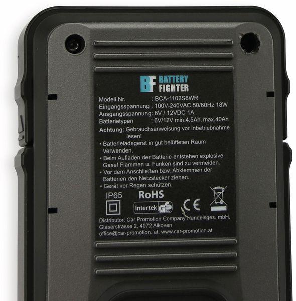 Batterie-Ladegerät BATTERY FIGHTER BCA1102S6WR - Produktbild 6