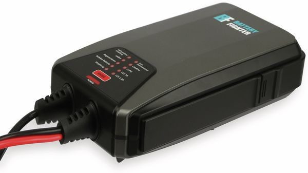 Batterie-Ladegerät BATTERY FIGHTER BCA1702WR - Produktbild 5