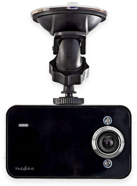"""Dashcam NEDIS DCAM05BK, 720p, 2,4"""" (6,09 cm)"""