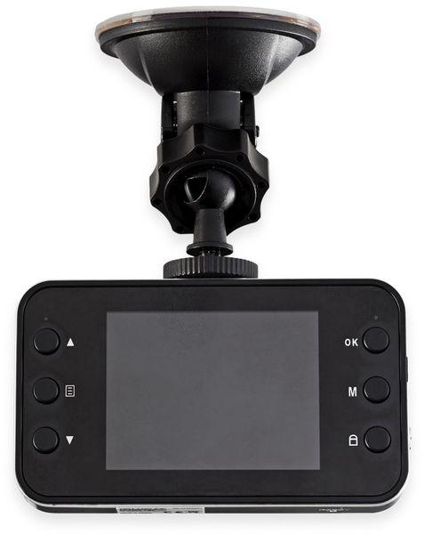 """Dashcam NEDIS DCAM05BK, 720p, 2,4"""" (6,09 cm) - Produktbild 2"""