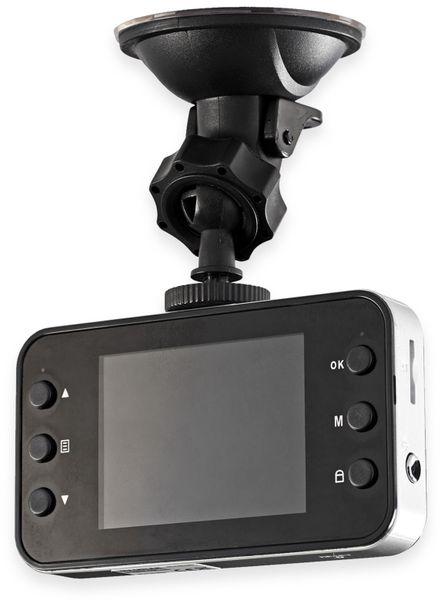 """Dashcam NEDIS DCAM05BK, 720p, 2,4"""" (6,09 cm) - Produktbild 4"""