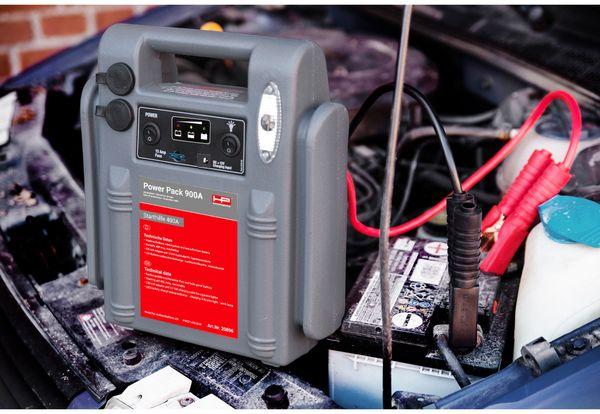 Starthilfegerät HP AUTOZUBEHÖR 20896, 12 V-, 900 A - Produktbild 3