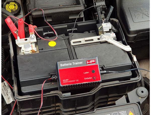 Batterietrainer HP AUTOZUBEHÖR 20817, 12 V-, 500 mA - Produktbild 2