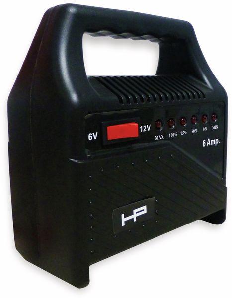 Batterie-Ladegerät HP AUTOZUBEHÖR 20502, 6/12 V-, 6 A - Produktbild 5