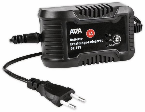 Batterie-Erhaltungsladegerät APA 16496, 6/12 V, 1 A - Produktbild 3