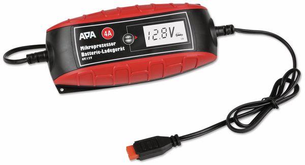Automatiklader APA 16617, 6/12 V, 4 A