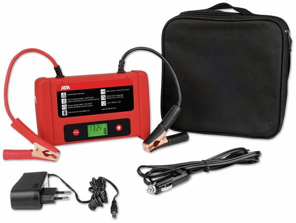 Starthilfegerät APA 16558, 12 V, 600 A, Lithium Powerpack - Produktbild 5