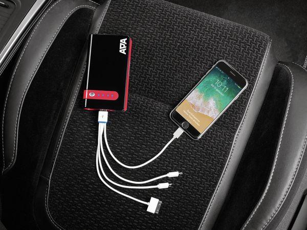 Starthilfegerät APA 16442, 12 V, 8 A, Mini Lithium Powerpack - Produktbild 4