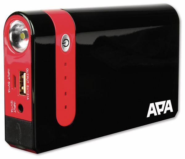 Starthilfegerät APA 16442, 12 V, 8 A, Mini Lithium Powerpack - Produktbild 6