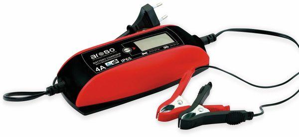 Batterie-Ladegerät AROSO, 6/12 V, 4 AH