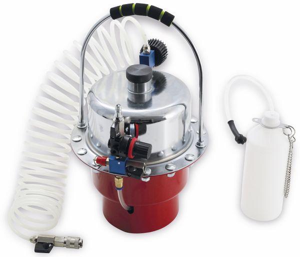 Druckluft Bremsenentlüfter- und Adapter-Satz BGS, 9783, 17-teilig - Produktbild 2