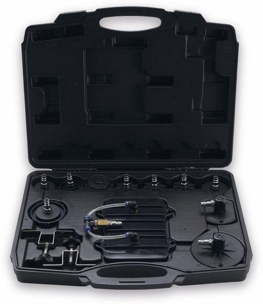 Druckluft Bremsenentlüfter- und Adapter-Satz BGS, 9783, 17-teilig - Produktbild 4