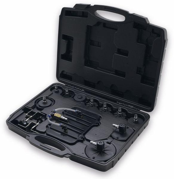 Druckluft Bremsenentlüfter- und Adapter-Satz BGS, 9783, 17-teilig - Produktbild 5