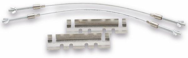 Druckluft Bremsenentlüfter- und Adapter-Satz BGS, 9783, 17-teilig - Produktbild 6
