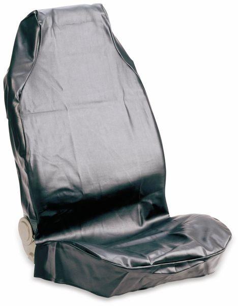 Werkstatt-Schutzbezug IWH, Kunstleder, schwarz