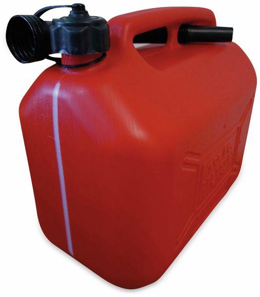 Benzinkanister IWH, 20 l, rot, mit Füllstandsanzeige - Produktbild 3