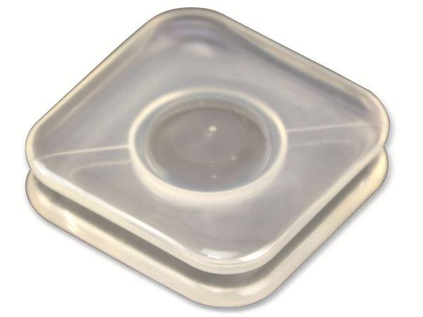Antirutsch-Gel-Pad DUNLOP, 5x5 cm