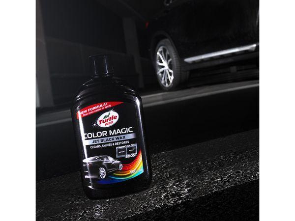 Autowachs TURTLE WAX Color Magic, 500 ml, schwarz - Produktbild 3