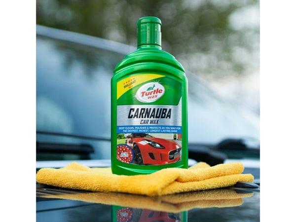 Autowachs TURTLE WAX Carnauba, 500 ml - Produktbild 4