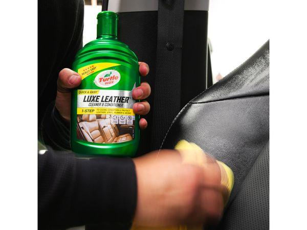 Leder Reinigung und Pflege TURTLE WAX, 500 ml - Produktbild 2