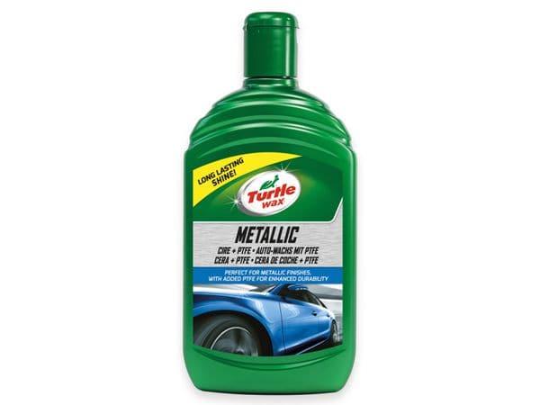 Autowachs TURTLE WAX Metallic, 500 ml