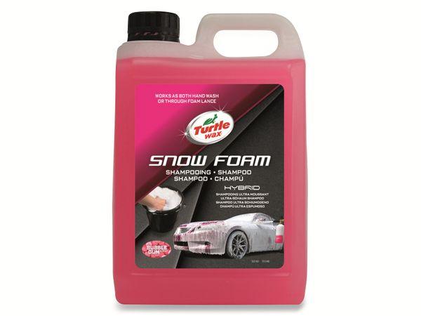 Autoshampoo TURTLE WAX Snow, 2,5 l