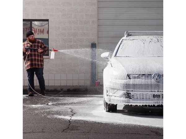 Autoshampoo TURTLE WAX Snow, 2,5 l - Produktbild 2