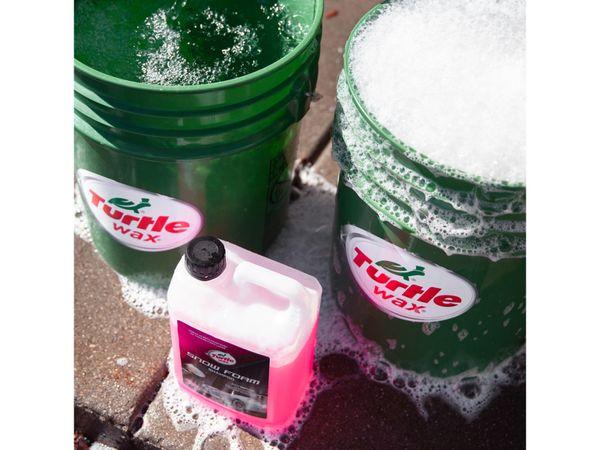 Autoshampoo TURTLE WAX Snow, 2,5 l - Produktbild 3