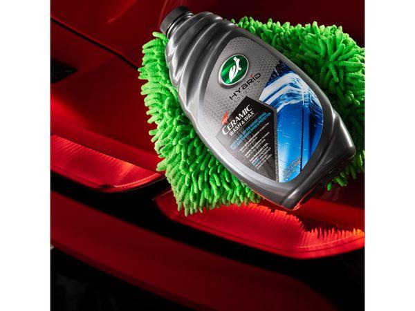 Waschversiegelung TURTLE WAX Hybrid Solutions Ceramic Wash & Wax, 500 ml - Produktbild 4