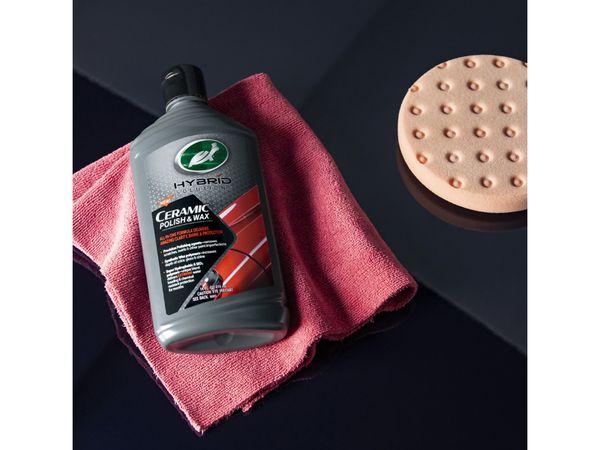 Politur und Wachs TURTLE WAX Hybrid Solutions Ceramic, 500 ml - Produktbild 2