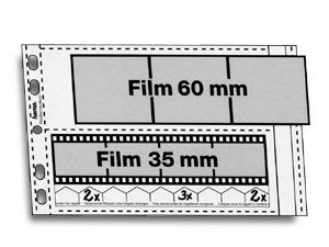 Negativ-Ablagehüllen A5/60-35
