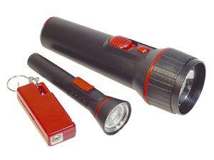 Taschenlampen-Set