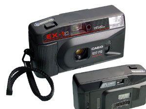 Kleinbild-Kamera Casio EX-1D