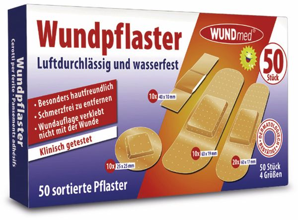 Pflaster-Set