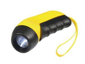 Dynamo-Taschenlampe - Produktbild 1