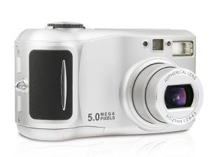 Digitalkamera 5 Megapixel