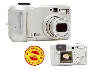 Digitalkamera 4,1 Megapixel - Produktbild 1