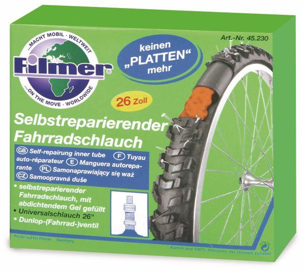"""Selbstreparierender Fahrradschlauch, 66 cm (26"""")"""