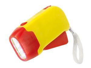 Dynamo LED-Taschenlampe
