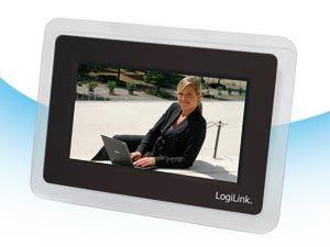 Digitaler Bilderrahmen Logilink PX0007