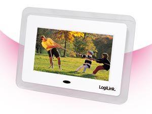 Digitaler Bilderrahmen Logilink PX0008
