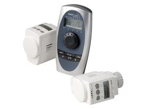 Heizkörper-Thermostatkopf-Set SPARMATIC premium
