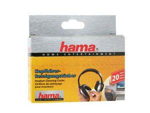 Kopfhörer-Reinigungstücher
