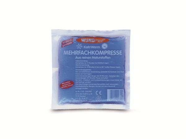 Gel-Kompresse, 125x125x9 mm