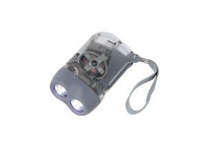 Dynamo-LED-Taschenlampe