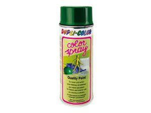 Kunstharzlackspray DUPLI-COLOR, laubgrün glänzend
