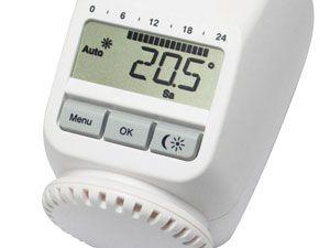 Energiespar-Heizkörperthermostat TechnoLine TM3055 - Produktbild 2