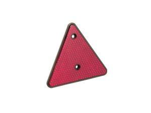 Dreieck-Reflektor, rot