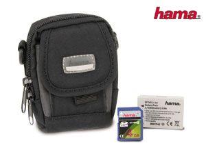 Kameraset von HAMA für CANON PowerShot SX200IS